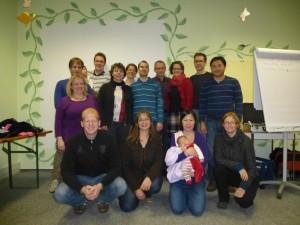 wo es uns gefällt Hauskreis der Freien evangelischen Gemeinde Mannheim - Jesus Christ