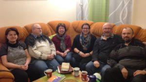 Hauskreis Unter einem Dach der FeG Mannheim - Bibel im Gespräch