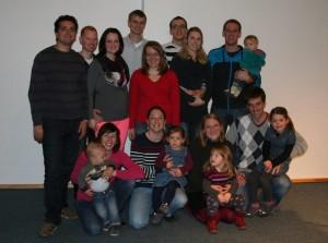 Hauskreis - mit und ohne Kinder - junge Erwachsene mit Jesus - unterwegs im Glauben