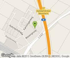 Anfahrt Heilig-Kreuz-Gemeinde (Gottesdienst der FeG Mannheim)