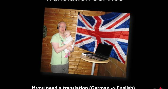 Sunday Church Service Translation German into English in Mannheim FeG Mannheim