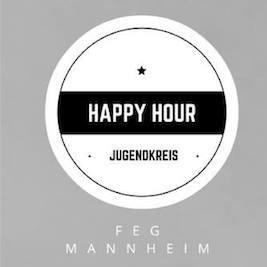 Jugendkreis HappyHour Logo FeG Mannheim