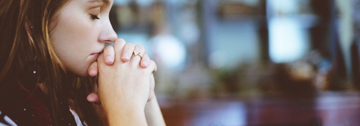 Gemeindegebet - jeden Montag in der FeG Mannheim ab 19 Uhr - per du mit Gott