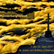 Gipfel erobern, Gott loben und Gemeinschaft leben bei der FeG-Männerbergfrezeit im Jahr 2017 n. Chr. und m. Chr.