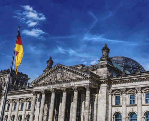 Bundestagswahl 2017 - Kandidaten diskutieren mit Christen.