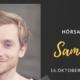 SMD-Hörsaalvortrag an der Universität Mannheim mit Samuel Koch am 16. Oktober 2017