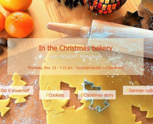 In die Weihnachtszeit mit internationalen Studenten der Universität Mannheim starten - INSIGHT!