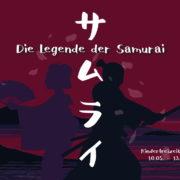 Samurai - Kinderfreizeit der Freien evangelischen Gemeinde in Mannheim und Ludwigshafen 2018