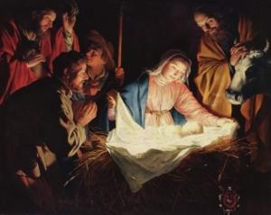 Weihnachtsgottesdienst in Mannheim - Heiligabend