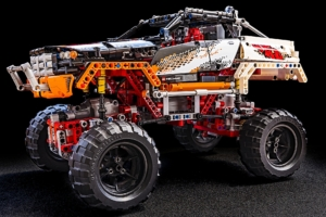 800 kg Lego in Mannheim - Familienspaß